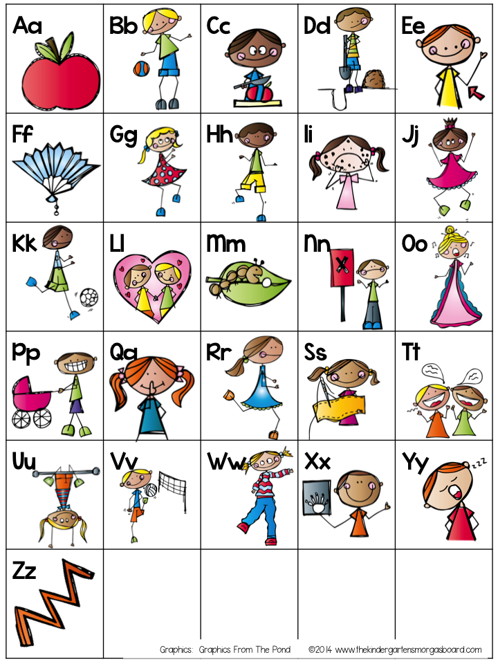 Click the picture to get your free copy of our alphabet chart! Thanks ...