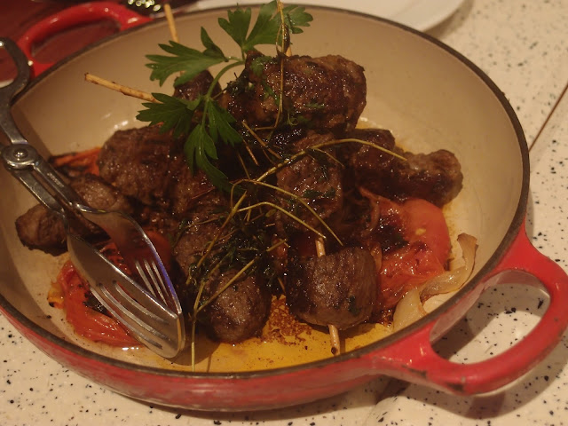 Shish Kebabs