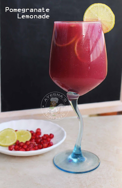 pomegranate lemonade recipes drinks juices ifthar drinks healthy drinks diet juices cocktails