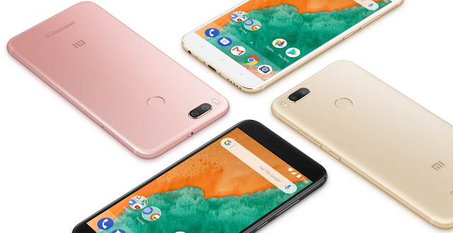 MWC 2018: New Android One Smartphones Incoming!