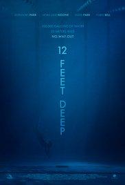 فيلم 12Feet Deep 2016 مترجم