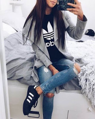 outfits juveniles casuales
