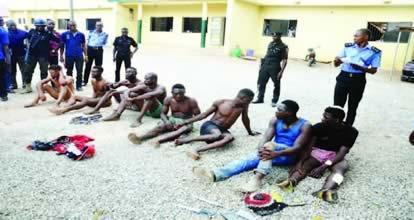 30 Notorious Robbers Engage Abuja Police In Gun Battle