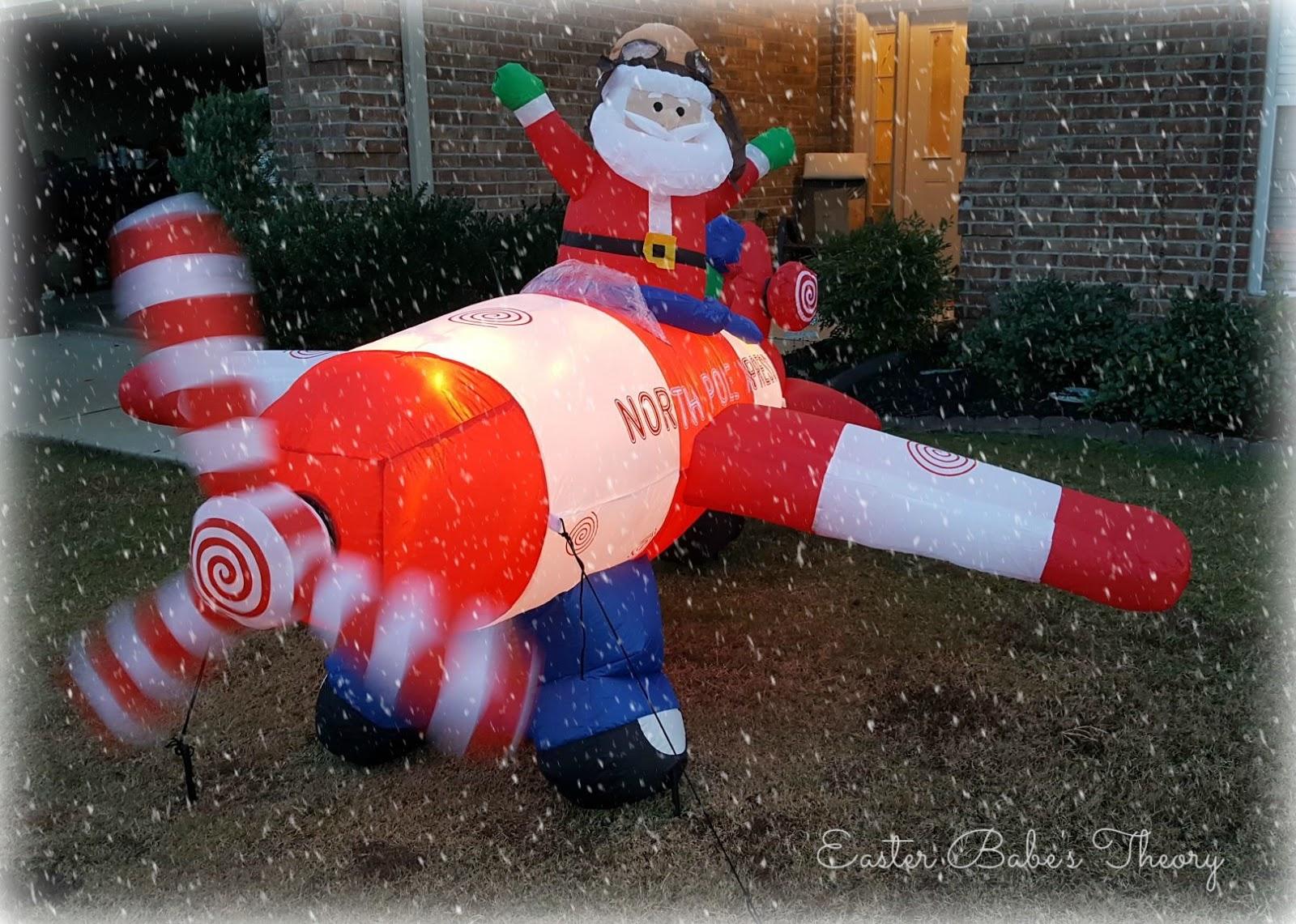 Santa s flying the north pole express this holiday season