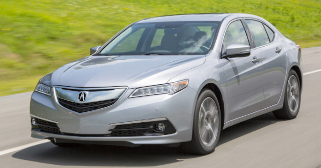 2017 Acura TLX Review Car and Driver