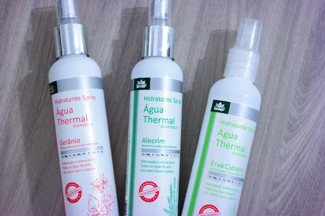 pele, hidratação facial, cuidados com a pele, todos os tipos de pele, água termal, hidratação diária