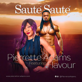 Pierrette Adams Ft. Flavour - Saute Saute