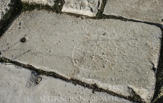 pileta del ninfeo anterior de Laodicea