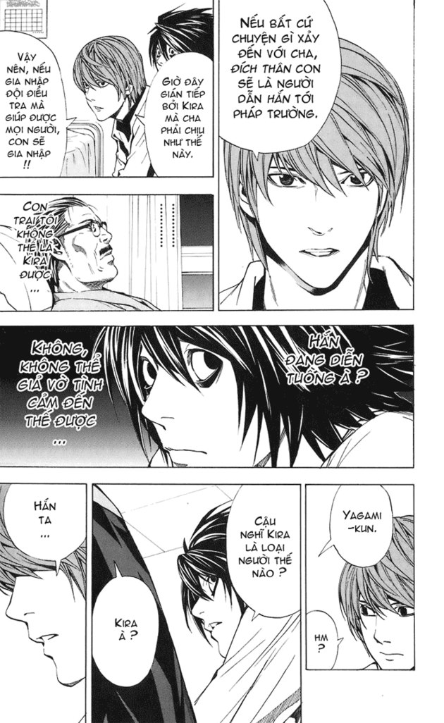 Death Note chapter 022 trang 12