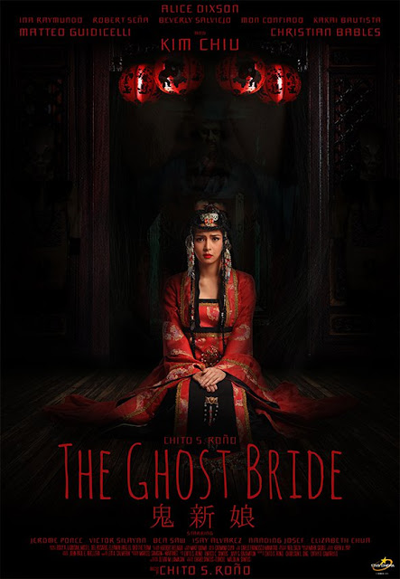 Ghost Bride in PH Cinemas on November 1, 2017