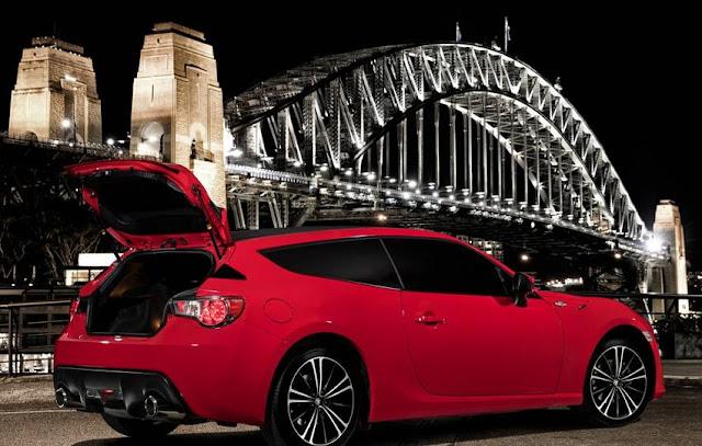 Toyota 86 Shooting Brake diperkenalkan di Australia