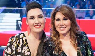 Tamara gana fantastic duo con Flavia cantando abrazame