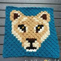 Lioness C2C Square