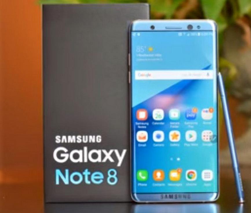 Samsung Note 8 Manual Pdf