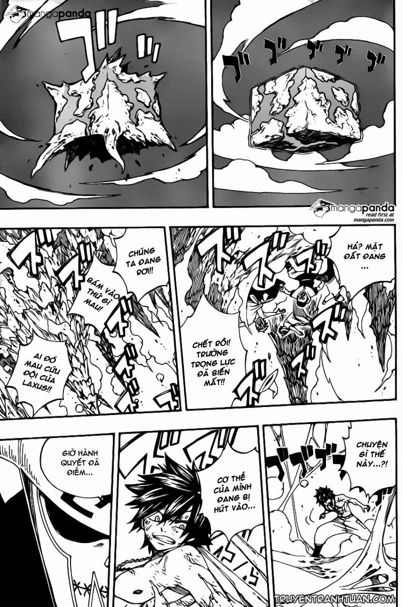 Fairy Tail chap 382 trang 18