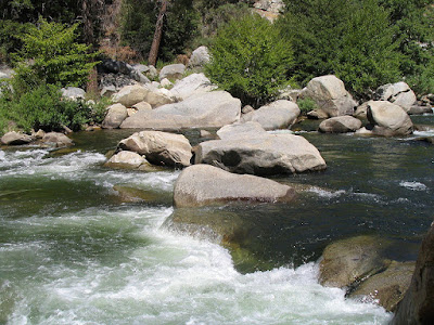 Kern River. Photo by Anna Majkowska