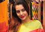 Diksha panth at Trendz Exhibition Launch