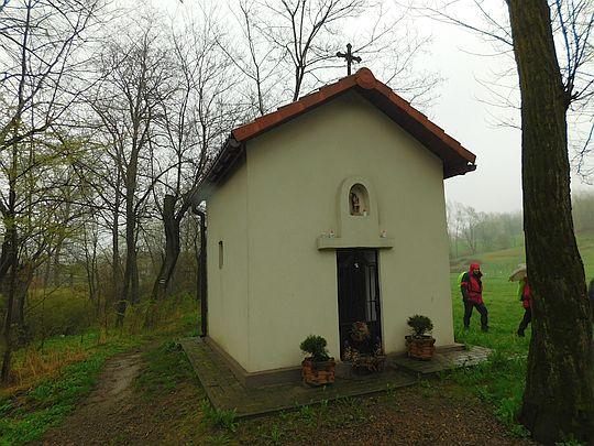 Kapliczka na Niwach.