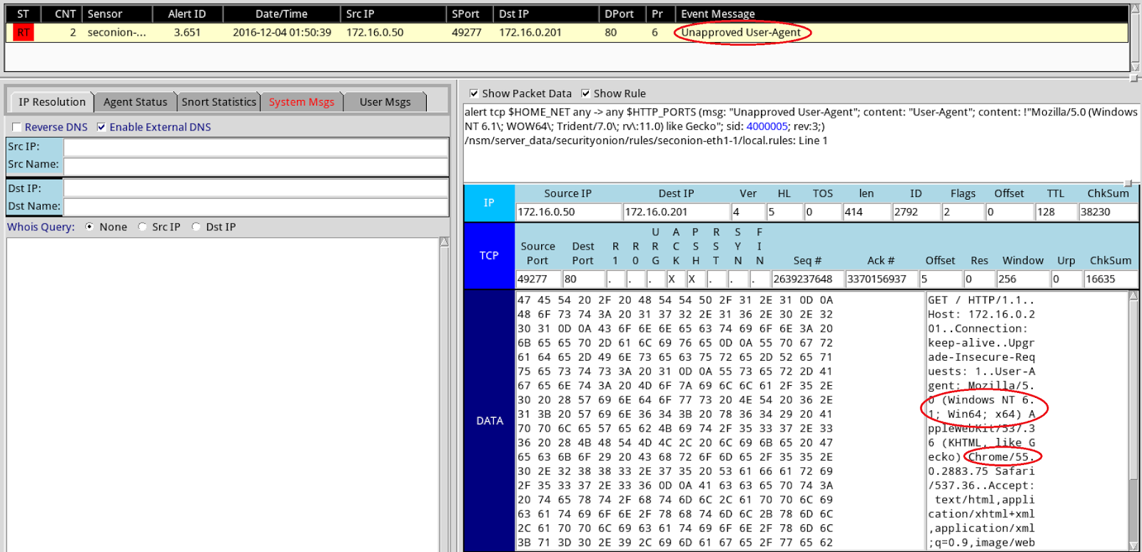 Ryan's Network Security Ramblings: Red vs  Blue: Monitoring User