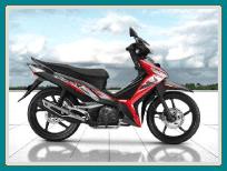 Honda Supra X 125 CW Luxury