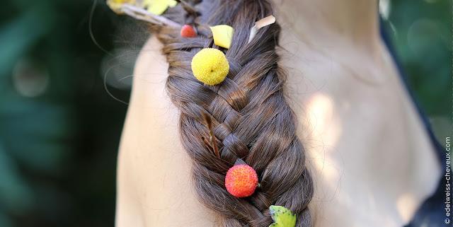 cheveux longs anti chute automne soins naturels