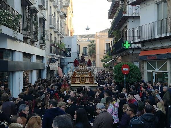 Todos los datos de la primera procesión del año en Córdoba