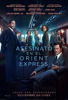 Murder on the Orient Express [Latino]