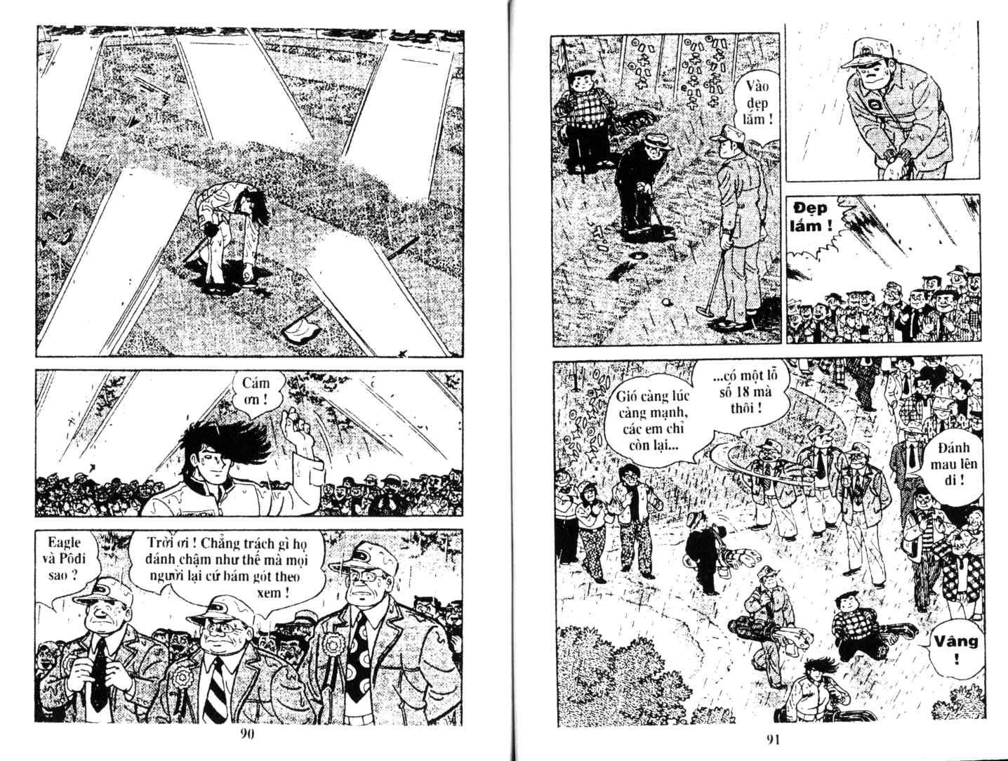 Ashita Tenki ni Naare chapter 9 trang 44