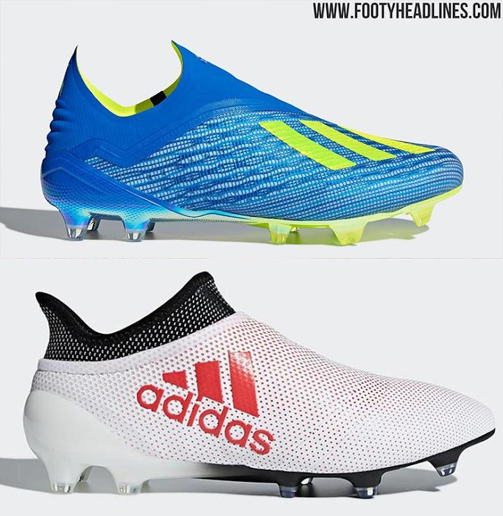 tienda de liquidación marca famosa auténtico Completely Different - Adidas X 17+ vs Laceless Next-Gen Adidas X ...