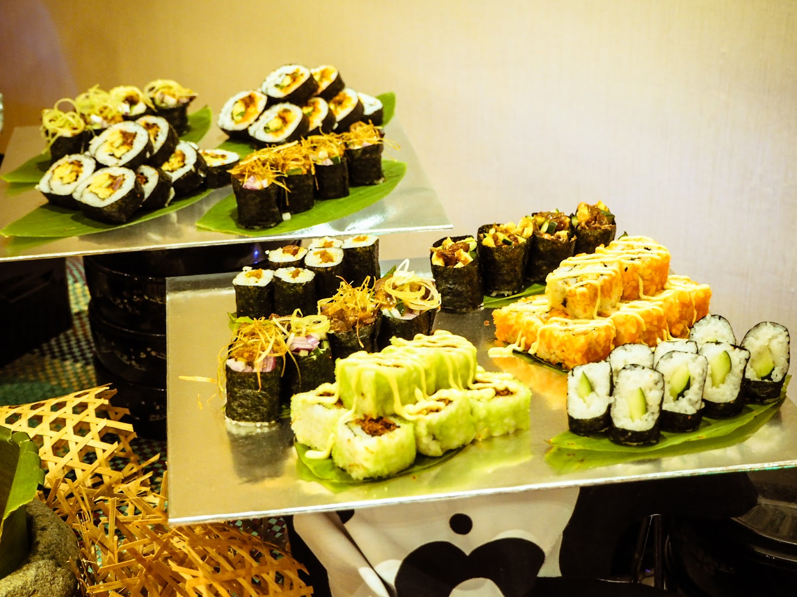 Dari Dapur Ummi Buffet at Sunway Putra Hotel Kuala Lumpur