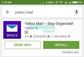 buat akun email yahoo