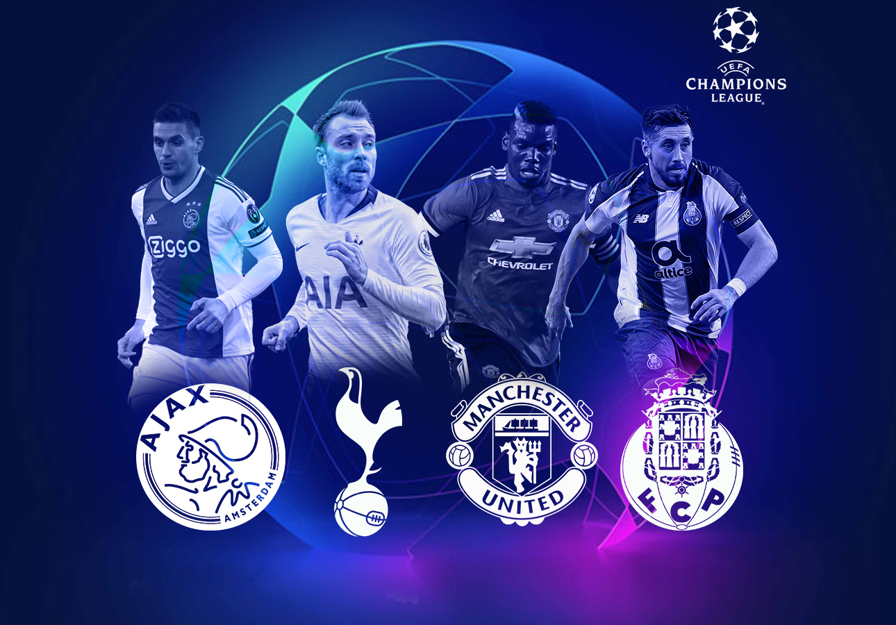 La Agenda Setting: Listos los cuartos de final de la Champions ...