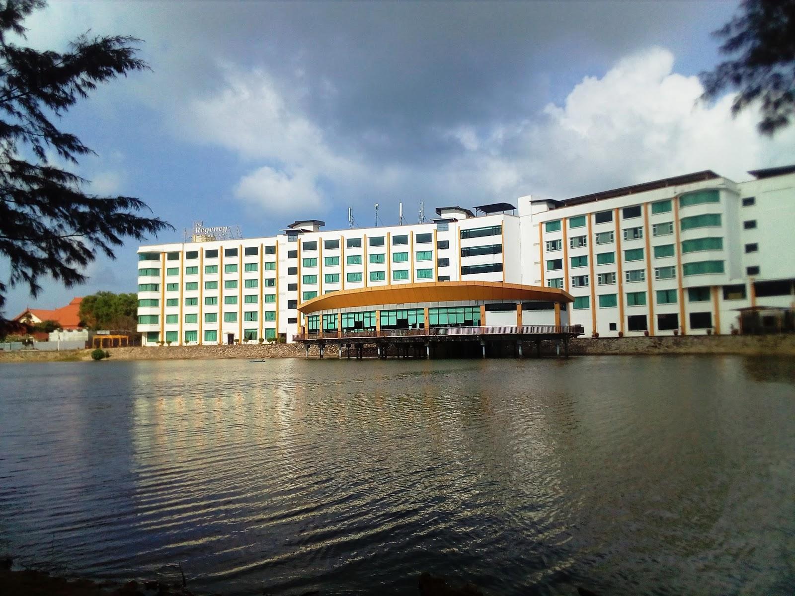 Bercuti di The Regency Waterfront, Kuala Terengganu