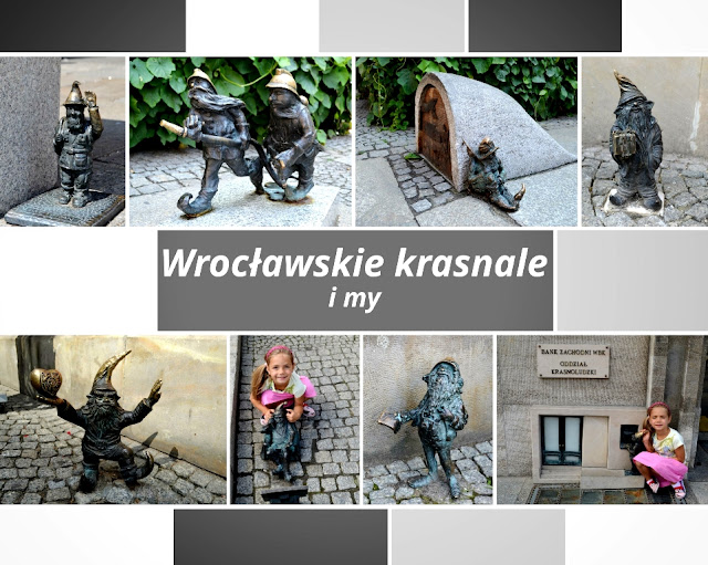 Wrocław z dzieckiem- w poszukiwaniu krasnali