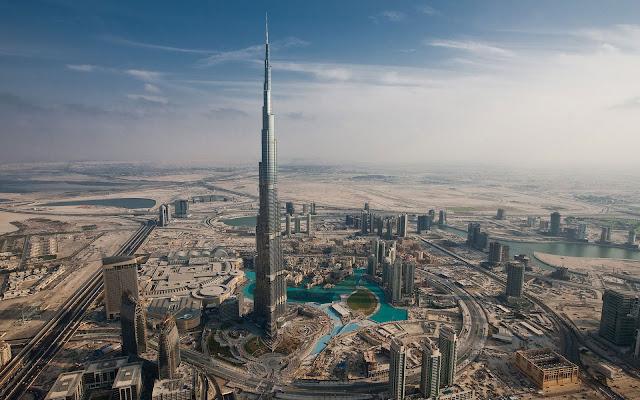 edifício mais alto do mundo