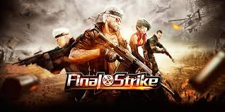 final strike FPS Mobile online apk full terbaru