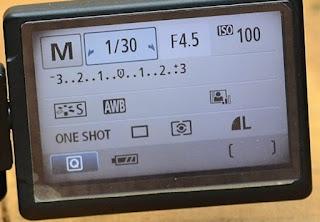 LCD Kamera Vignette Apakah Bisa Diperbaiki ?