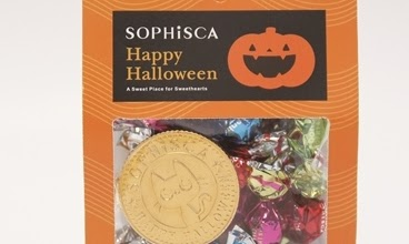 Taiwan Candy Retailer Sophisca Offers Halloween Treats