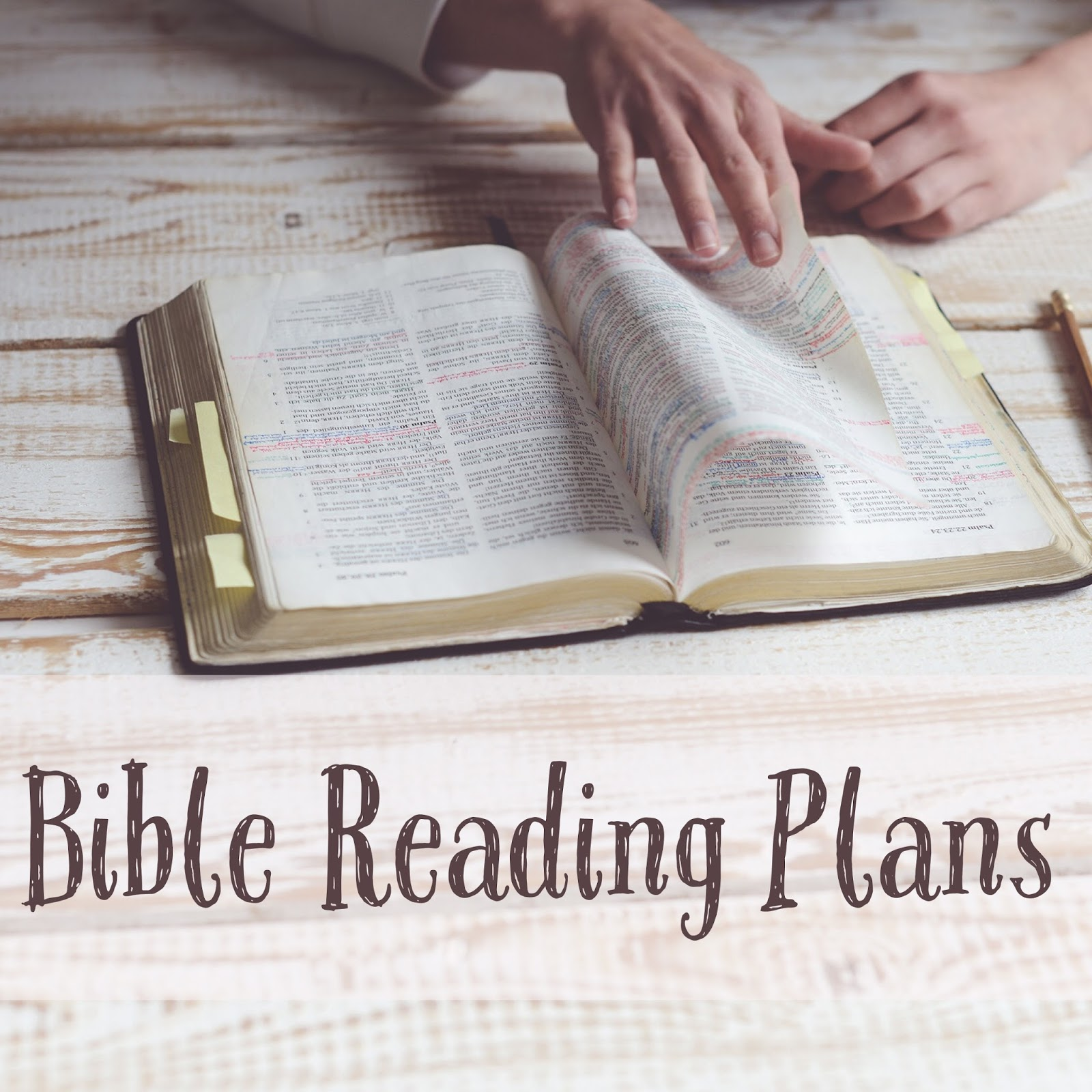 Sweet Mercies: Bible Reading Plans for the New Year