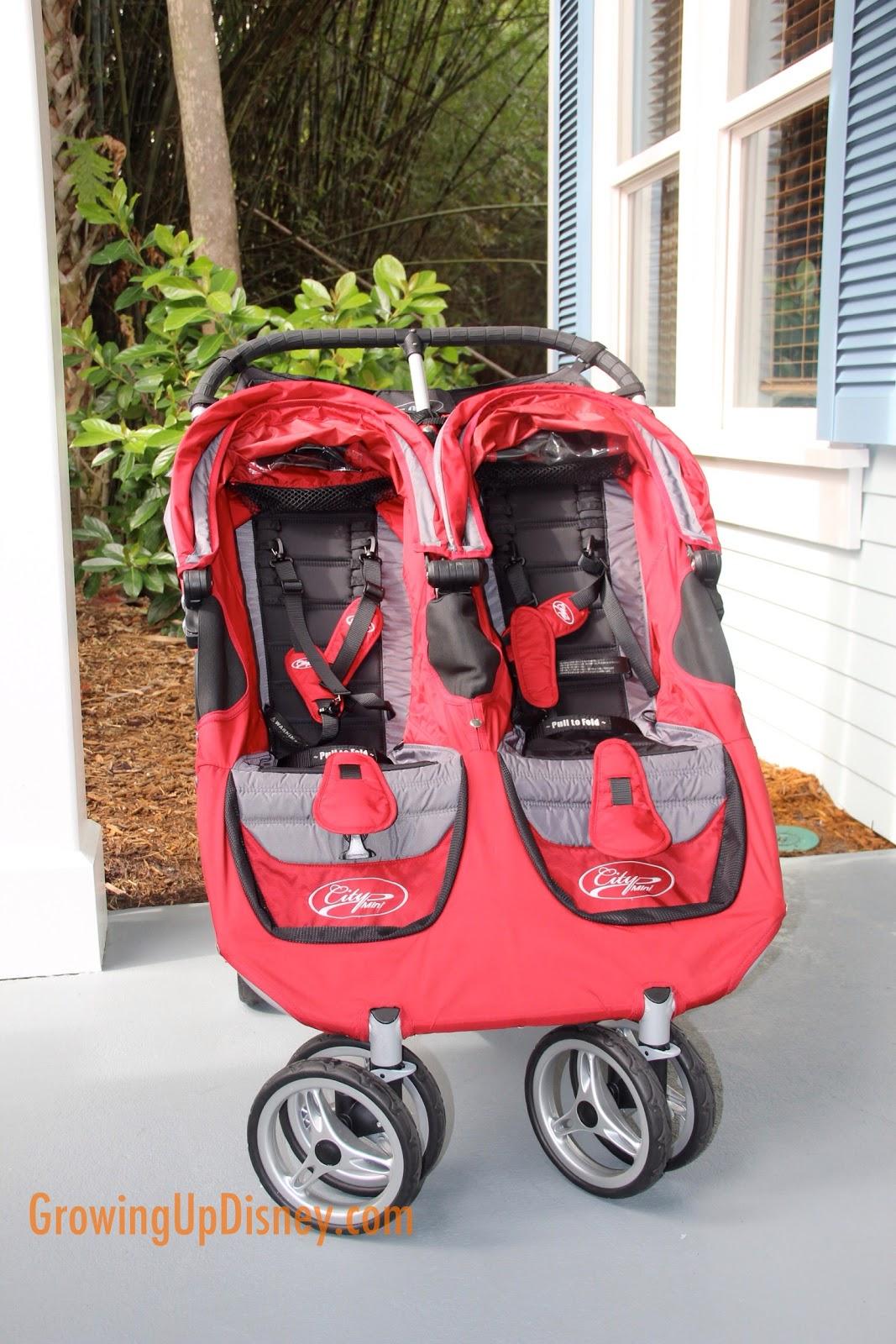 Growing Up Disney Stroller Rental Review Simple Stroller
