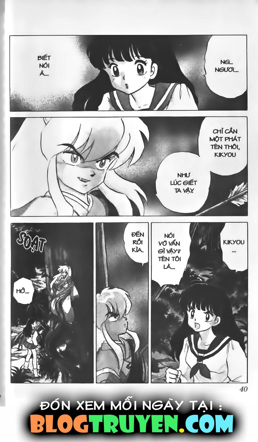 Inuyasha vol 01.2 trang 4