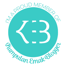 Part of Kumpulan Emak Blogger