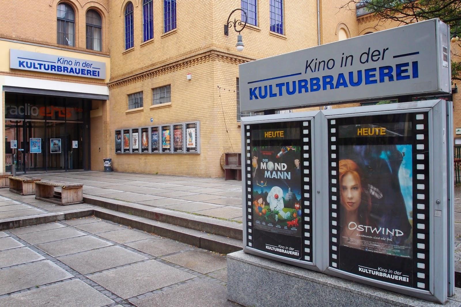 Kino Kulturbrauerei