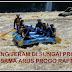 Arung Jeram di Sungai Progo bersama Arus Progo Rafting