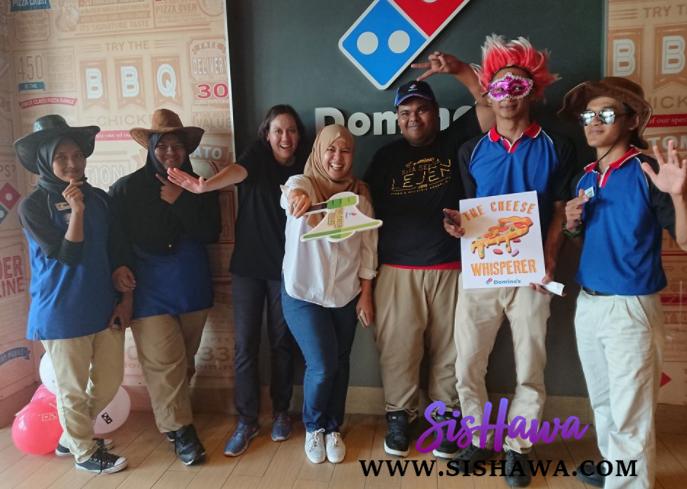 JALAN JALAN CARI 100 PIZA - SPECIAL EVENT FROM DOMINO'S