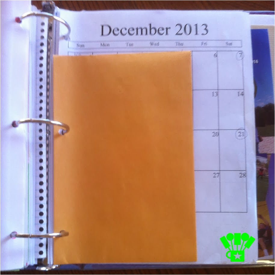 Household Management Binder | Everyday Parties