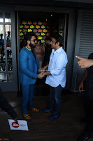 Ranveer Singh in Blue Blazer Spotted Life Bar ~  Exclusive 14.JPG