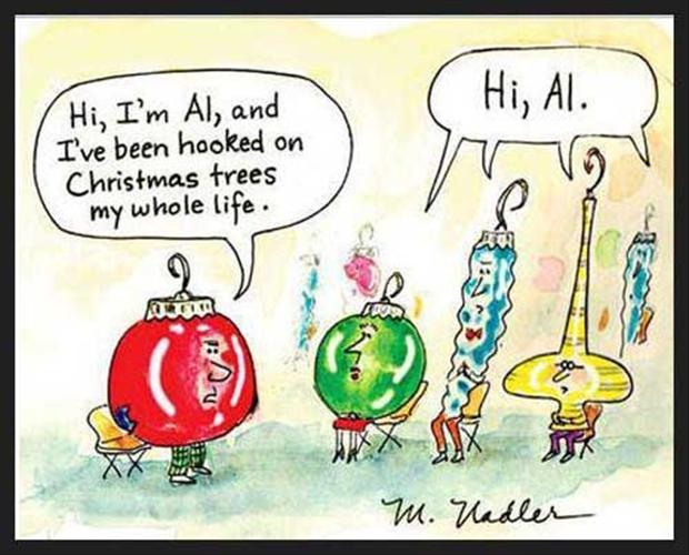 Crazy, Lazy, Silly and Strange: Christmas funnies...