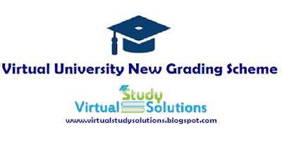 Virtual University New Grading Scheme 2017