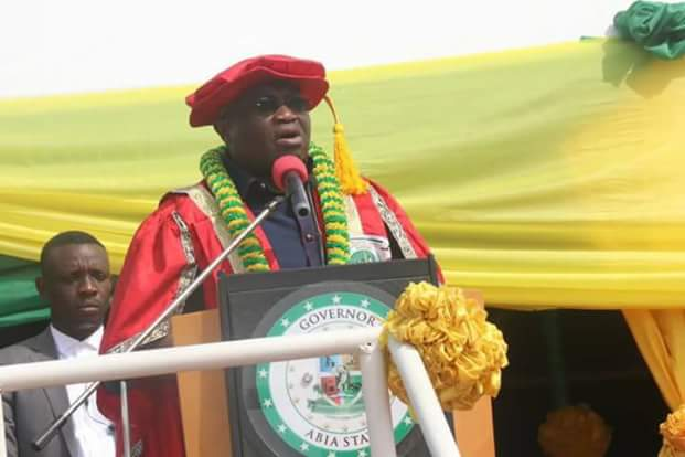 @GovernorIkpeazu calls for enhanced funding of agricultural institutions